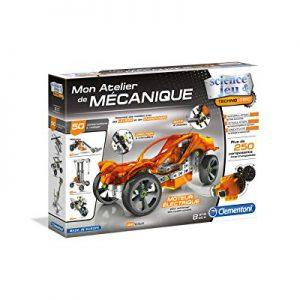Mon Atelier de Mécanique véhicules et machines – Clementoni