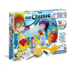 Ma Chimie – Jeu scientifique – Clementoni