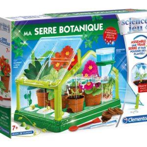 Mon jardin botanique – Jeu scientifique – Clementoni
