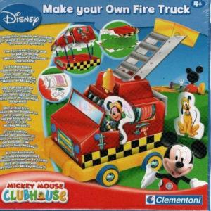 Camion de pompier – Clementoni