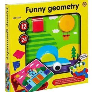 Funny geometry