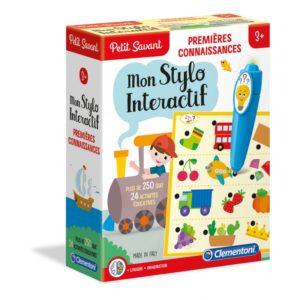 Petit savant -Mon Stylo Interactif – Clementoni