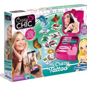 Crazy Chic – Tatouages fous