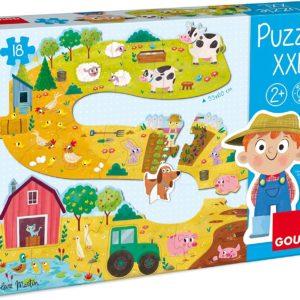 Puzzle progressif xxl – goula