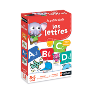 La petite école – Les lettres – Nathan