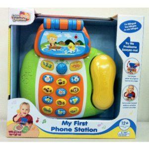 MON PREMIER POSTE TELEPHONIQUE