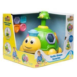 Petite surprise en forme de tortue par Happy Kid Toy Group